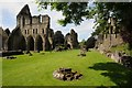 SJ6200 : Much Wenlock Priory by Philip Halling