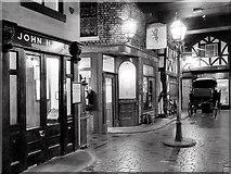SJ8298 : Lark Hill Place, Salford by David Dixon
