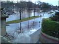 SE6051 : Terry Avenue being flooded by Schlosser67