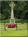 TL8979 : Euston War Memorial by Adrian Cable