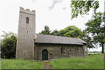 TG1120 : St Faith's church, Little Witchingham by Julian P Guffogg