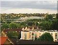 TQ2372 : View from Glenalbyn Road, Wimbledon, June 2016 by Stefan Czapski