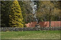 NN9357 : Perth and Kinross : Port-na-Craig House by Lewis Clarke