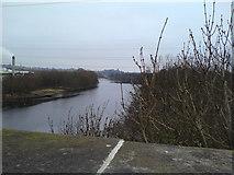 SD4863 : River Lune towards Lancaster by Schlosser67