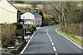 SN7581 : Ponterwyd, the A44 by David Dixon