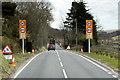 SN8482 : Eastbound A44, Pant Mawr by David Dixon