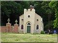 SJ5410 : Back Lodge, Attingham Park by Philip Halling