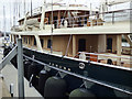 NS2975 : Super Yacht Eos  at Greenock by Thomas Nugent