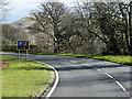 SN9175 : A470 between Llangurig and Rhayader by David Dixon
