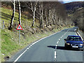 SN9373 : Southbound A470, Wye Valley by David Dixon