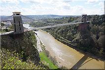 ST5673 : Clifton Suspension Bridge by Bill Boaden