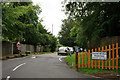 TQ3736 : Coombe Hill Road by Peter Trimming