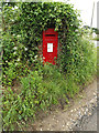 TL9383 : Brettenham Manor Postbox by Adrian Cable
