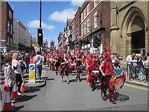 SJ4066 : Chester Midsummer Watch Parade 2016 by Jeff Buck