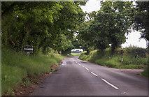 TF9422 : B1146 north of Potthorpe by J.Hannan-Briggs