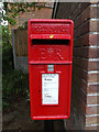 TL9585 : West End Postbox by Adrian Cable