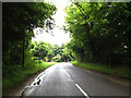 TM0082 : Entering Garboldisham on the B1111 Harting Road by Adrian Cable