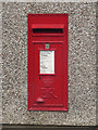 NY0435 : Postbox, Main Street, Ellenborough, Maryport by Graham Robson
