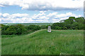 TQ0904 : Trig point on Highdown Hill by Robin Webster