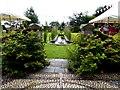 SD4219 : Garden open under the National Gardens Scheme by Norman Caesar