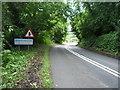 NT9932 : Entering Doddington by JThomas
