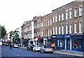 TQ2883 : Parkway, Camden Town by Julian Osley