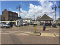 TL2797 : West on Market Place, Whittlesey by Robin Stott
