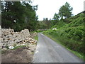 NU0725 : Repairs to stone wall, Chillingham Park by JThomas