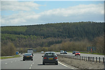 NY1974 : Dumfries And Galloway : The A74(M) by Lewis Clarke