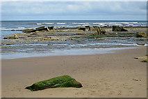 NZ9011 : Wreck of the MV 'Creteblock' by Anne Burgess