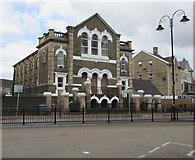 SS7597 : English Baptist Chapel, Neath by Jaggery