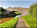 SJ4172 : Shropshire Union Canal, Croughton Bridge by David Dixon