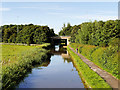 SJ4272 : Shropshire Union Canal near to Stoak by David Dixon
