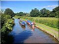 SJ4171 : Shropshire Union Canal by David Dixon