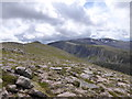 NH9603 : Cairngorms plateau near Creag an Leth-choin by Alan O'Dowd