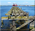 NT2677 : West Pier at the Port of Leith by Mat Fascione