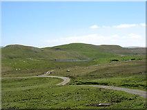 HU3365 : Orwick Hill and Kilka Water by David Purchase