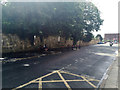 TL1998 : Motorcycle parking, St Peters Road, Peterborough by Robin Stott