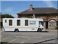 TA1014 : Mobile library at Ulceby by Paul Harrop