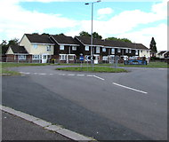 ST3487 : Northwest corner of Moorland Park, Newport by Jaggery