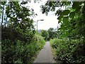 SJ8990 : Footpath from Penny Lane by Gerald England