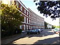 SX9292 : Barnfield Crescent, Exeter by David Smith