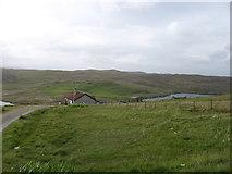 HU3076 : Olnesfirth and Hamar Voe by David Purchase