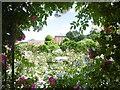 TR0660 : View from the Millennium Rose Garden at Mount Ephraim Gardens by Marathon