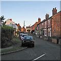 SK5044 : Swingate: up Little Lane by John Sutton