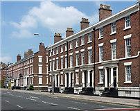 SJ3589 : 47-65 Catharine Street, Liverpool by Stephen Richards