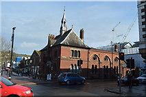 TQ4110 : Fitzroy Library by N Chadwick