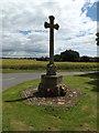 TM0179 : Blo Norton War Memorial by Adrian Cable