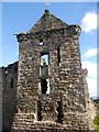 NO5116 : Ruined keep, St Andrews Castle by Stanley Howe