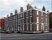 SJ3589 : 42-50 Falkner Street, Liverpool by Stephen Richards